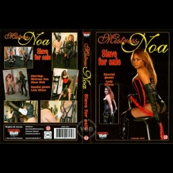 Mistress Noa - Slave For Sale - DVM-403