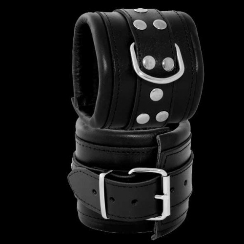 Wrist Cuffs black - os-0102-2s