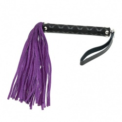 Small Suede whip - Purple - ri-7946