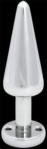 Ø 40 mm Aluminium Butt Plug - os-0165-3