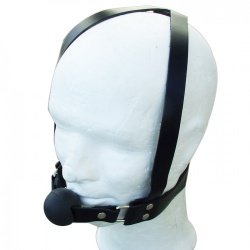 Ball Gag Head Harness - nl-bghh