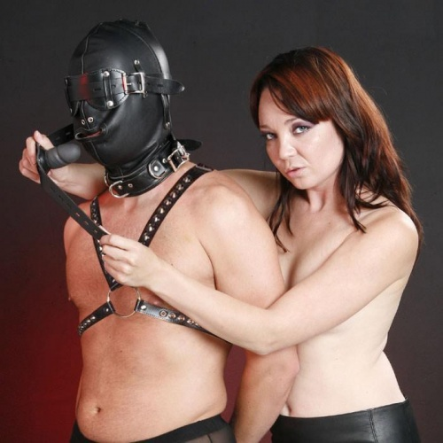 Leather Mens Strapbodies