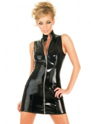 PVC Samantha Dress - hr-h2004