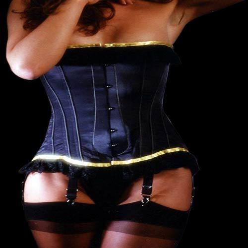 Bovenborst corsetten