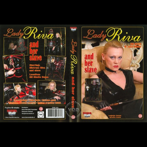 Lady Riva And Her Slave - DVM-LRAHS