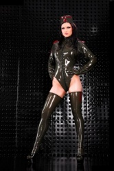 Latex Body uniform-stijl - la-3243