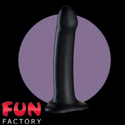 Fun Factory - Magnum Stub dildo Black - fun-22608