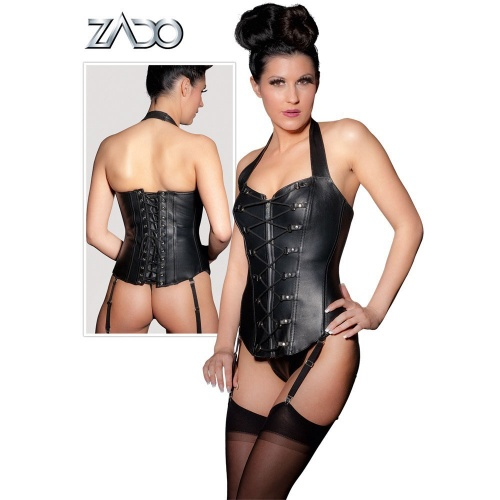 Leather Corsagen Set ZADO - Or-2000008