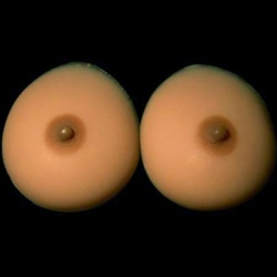 Silicone Breasts Cup C - bps-c