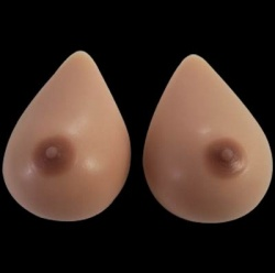 Silicone Breasts Cup G - BPS-G