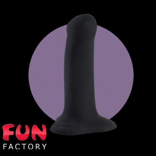 Fun Factory - Amor dildo Black - FUN-22508