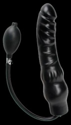 The Trinity Inflatable Dildo - xr-le640