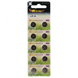Button Cell Batteries 10pcs. - or-lr44
