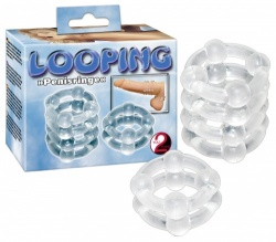 Siliconen penisring Looping - or-05148290000