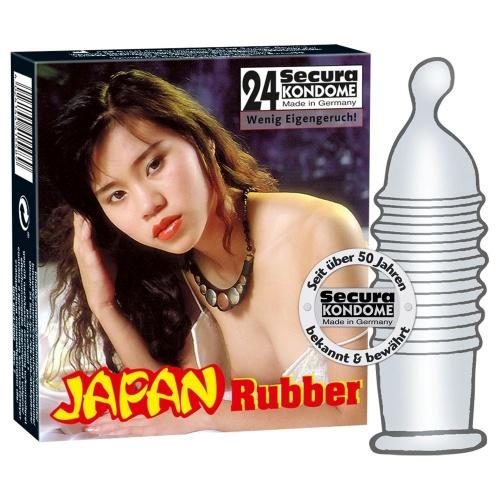 Japan Rubber Condooms 24 stuks - Or-04154800000