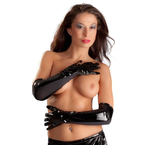 PVC Gloves sizes S > XL - or-2870061