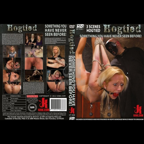Hogtied 8 - Something you have never seen before - KINK-HT-008