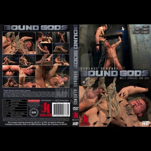 Bound Gods 14 - Bondage Revenge - KINK-BG-014