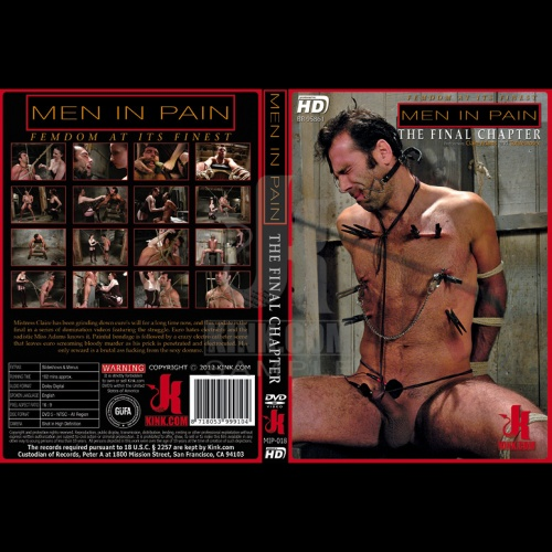 Men in Pain 18 - The final chapter - KINK-MIP-018
