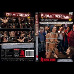 Public Disgrace 50 - Perfect Body, Beautiful Face - First Time Public Sex and BDSM - KINK-PD-050