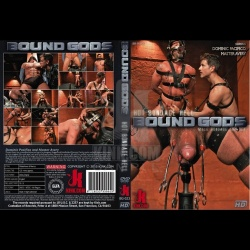 Bound Gods 23 - Dominic Pacifico in Bondage Hell - KINK-BG-023