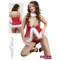 XMAS Babydoll maat Medium - or-2740095