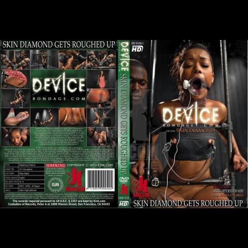 Device Bondage 22 - Skin Diamond gets roughed up by Jack Hammer - KINK-DEB-022