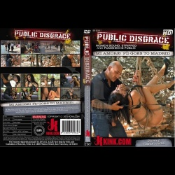 Public Disgrace 54 - Mi Amore! PD goes to Madrid - KINK-PD-054