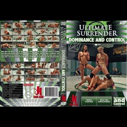 Ultimate Surrender 12 - Sexy Wrestlers Battle for Dominance and Control - KINK-US-012