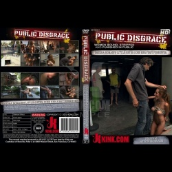 Public Disgrace 59 - Sandra Romain's Little Sister Does her First Porn Ever!!!!! - KINK-PD-059
