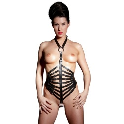 Leder-Harness  - or-2000725