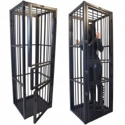 Tall Slave Cage - dgs-ks1