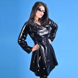 PVC Ella RainMac maat X-Large - pul-ra13-xl