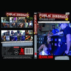 Public Disgrace 73 - Dunia Montenegro Returns to the Streets - KINK-PD-073