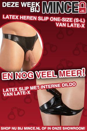 Mince.NL: De grootste en goedkoopste BDSM & Fetish shop van de benelux!
